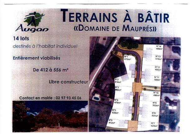 """Lotissement """"Domaine de Mauprés"""""""